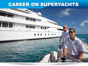 Career on Superyachts