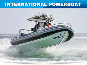 Powerboat PB1 and PB2 course