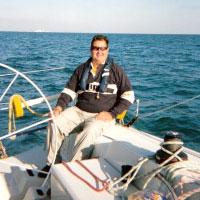 Peter Daly - Skipper at Skipper Training SA